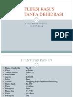 Refkas Diare Dr. Sri P. Sp. A