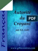 French - L'Autorite du Croyant