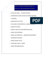 12 Tipos Asma