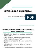 legislacao ambiental