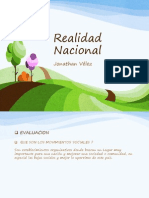 Realidad Nacional MS