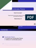 Coordenadas Polares PDF