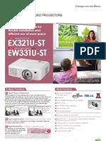 Ex321u St Ew331u St Brochure