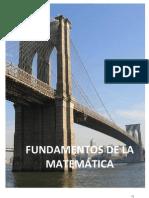 Fundamentos de La Matematica
