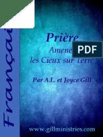 French - La Priere qui Amene le Ciel sur la Terre