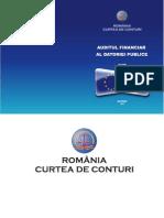 Auditul Financiar Al Datoriei Publice