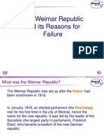 2. the Failure of the Weimar Republic (1)