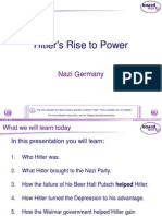 3. Hitlers Rise to Power