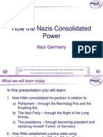 4. How the Nazis Consolidated Their Power