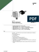 Duct Humidity Sensors