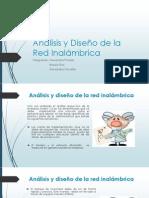 Análisis y Diseño de la Red Inalámbrica