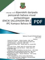 31600830 Bahasa Visual Perbandingan