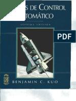 Sistemas de Control Automatico Benjamin c Kuo