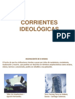 Exposicion Corrientes Ideologicas