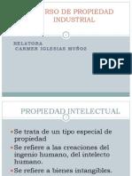 Curso de Propiedad Industrial 2013