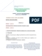 Guia Legislacion Laboral Electromecanica- Ute 2013