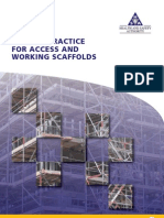Access and Working Platforms