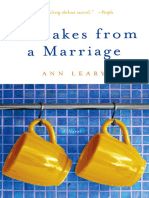 Outtakes From a Marriage, by Ann Leary - Excerpt