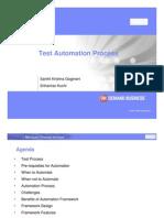 Automation n Scrum
