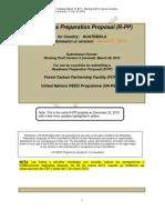 R-PP formato v. 5 Guatemala Feb 2013