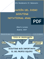 18 Scouting Practico