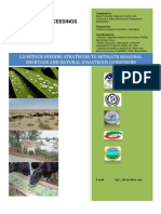 Livestock Feeding Strategies to Mitigate Seasonal Shortage and Natural Disastrous Conditions. SEMINAR