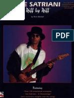 Joe Satriani - Riff by Riff