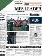 Times Leader 07-13-2013