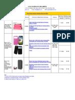 Etuis Housse cuir pour Samsung Galaxy SIV i9500(6)