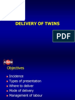 DELIVERY OF TWINS.ppt