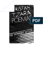 Tzara, Tristan - Poemas