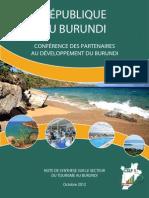 Burundi Tourisme 2