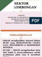 Penggal 2-SEKTOR PERLOMBONGAN