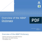 04_SAP ABAP Dictionary