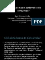 Pesquisa Consumidor Aula