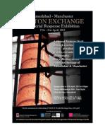 Chm Cotton Exchange Exhibition Press Kit