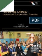 Screening Literadcy