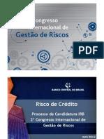 Candidatura Para Modelos Avan%E7ados de Risco de Cr%E9dito - Gustavo Seixas Duarte