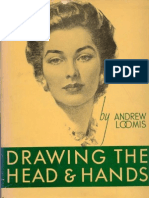 Figure Drawing Head and Hands by Andrew Loomis