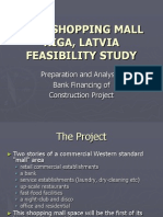 Riga Project Feasibility Study