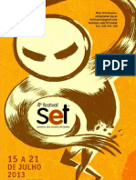 Programa SET 2013