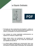 Antena Dipolo Doblado