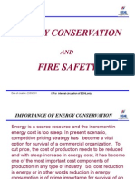 Chapter05.Energy Conservation and Fire