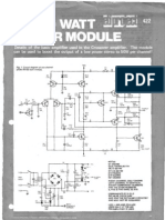 50+50W Power Module