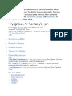 Erysipelas 3