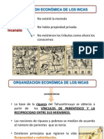 Economìa Inca