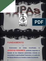 JUPAS-PRESENTACIÓN