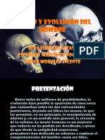 Origen y Evolucion Del Hombre 2013