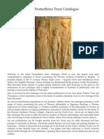 Prometheus Trust Complete Catalogue