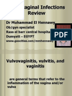 Vulvovaginal Infection